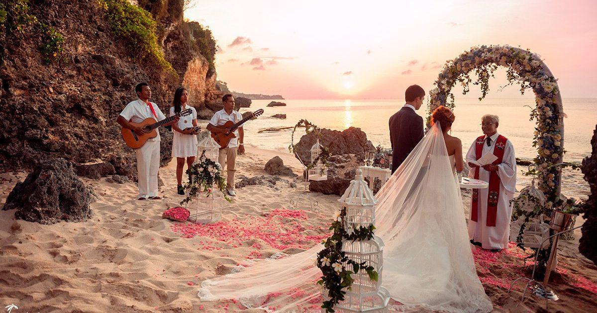 Nunta in strainatate