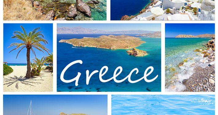 Imagine c peisaje din Grecia